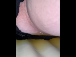 Amateur Leather couch pee