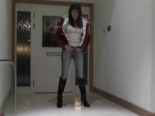 panty pissing