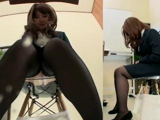 Omorashi - Pee desperation - Chair wetting- OHOJ - 6
