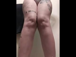 Pee Desperation Panty Wetting
