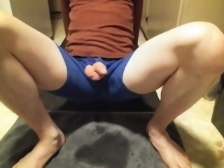 peeing on the floor for you