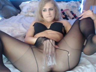 Girls4cock.com *** Squirt and pissing my panties ,wettest ever