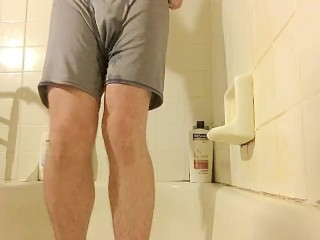 Desperate Piss in my Boxers
