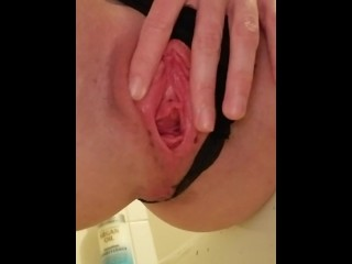 First panty piss