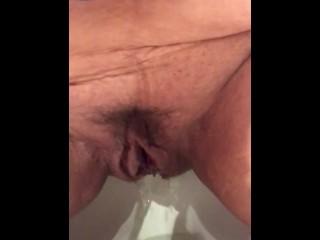 Desperate pee