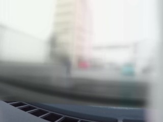 Japanese Car Pee Desperation - DLEE-163_1