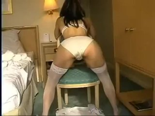 Panty Piss In Hotel Room