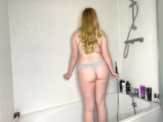 Pee desperation peeing panties chubby british teen pawg