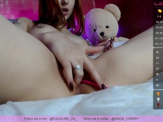 Recording my webcam show(squirt)