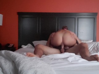 Sexy ass Latina came back for more delicious Latino Cock! Cant get enough !