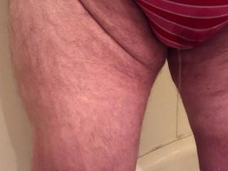 Pissed my Shorts & Panties