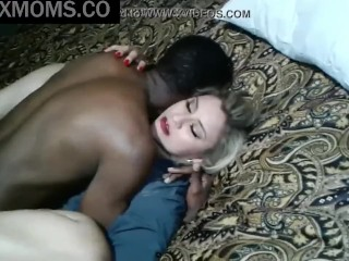 White Step Mom cant take the BBC So Hot 2018