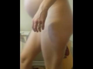 Oops! Pregnant .... I peed my panties! ☺️