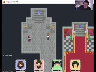 Mojique Episode 5 Outside omorashi scenes unlocked X3